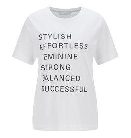 Hugo Boss T-shirt Ecosa_print White