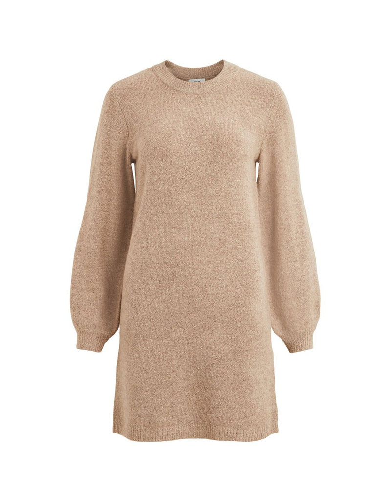 Object Eve Nonsia L/S Knit Dress Incense
