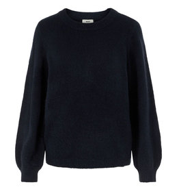Object Eve Nonsia L/S Knit Pullover Sky