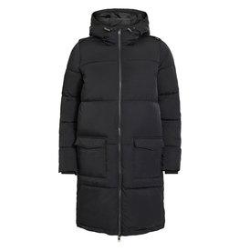 Object Zhanna L/S Long Jacket Black