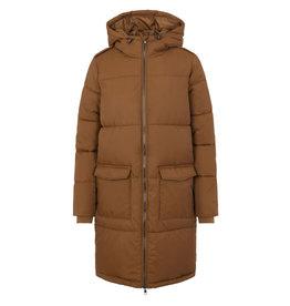 Object Zhanna L/S Long Jacket Sepia