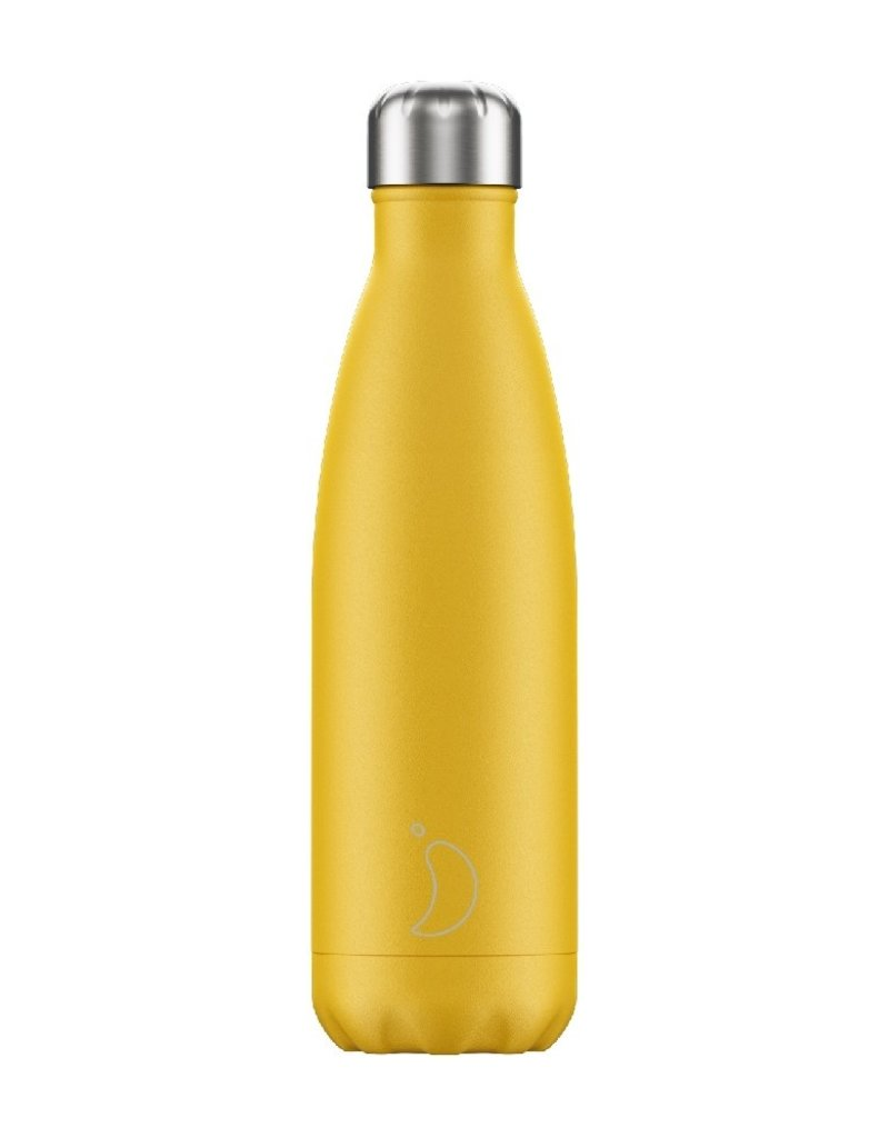 Chilly's Bottle 500 ML Burnt Yellow