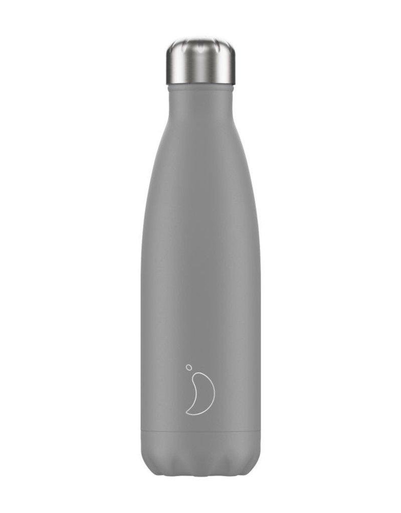 Chilly's Bottle 500 ML GreyMatte