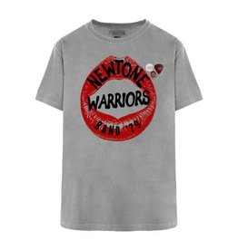New Tone Tshirt Trucker Warriors Grey