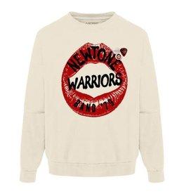 New Tone Sweat shirt Roller Warriors Natural
