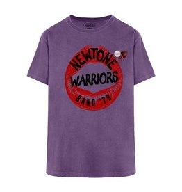 New Tone Tshirt Trucker Warriors Purple