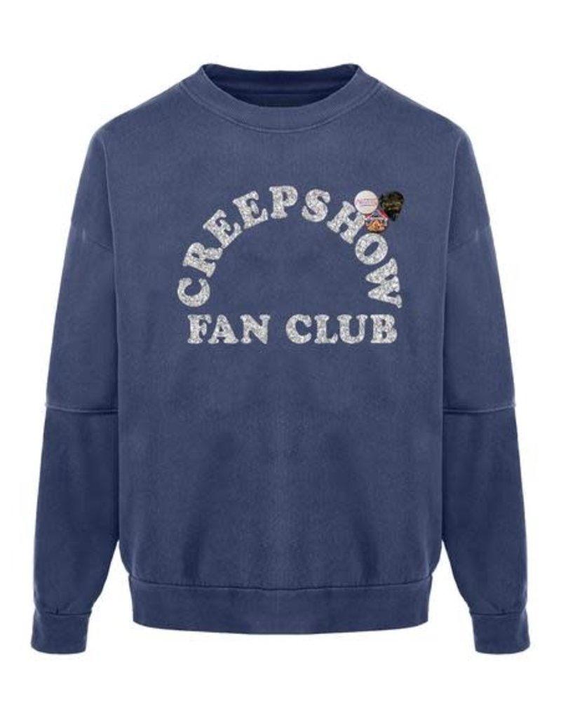 New Tone New Tone Sweat shirt Roller Creepshow Denim
