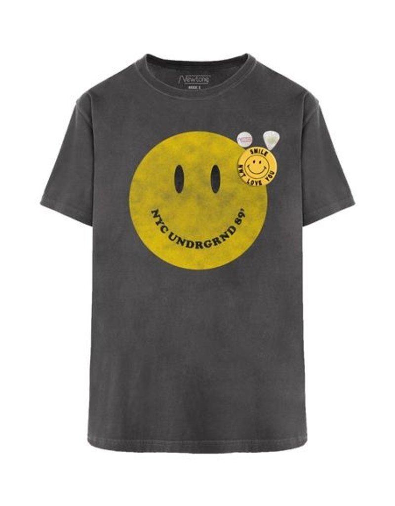 New Tone Tshirt Trucker Smiley Pepper