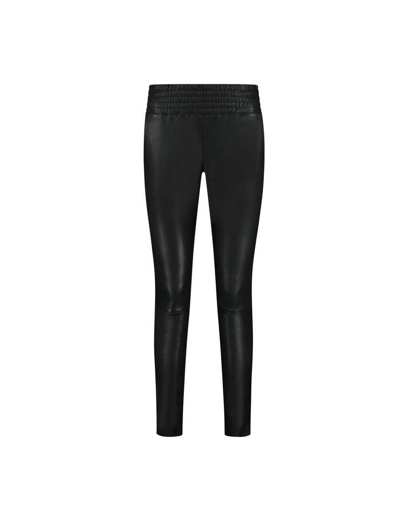 Be Pure Pants 22229 leer Black