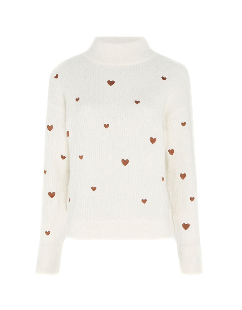 Fabienne Chapot Pullover Oliviana Cream wh/cog