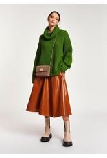 Essentiel Sweater Anjou E.rib A.green