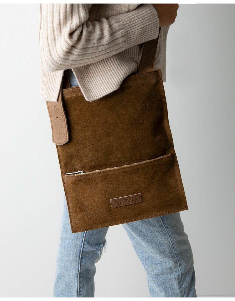 Shabbies Shoulderbag SHB0311 w.Brown