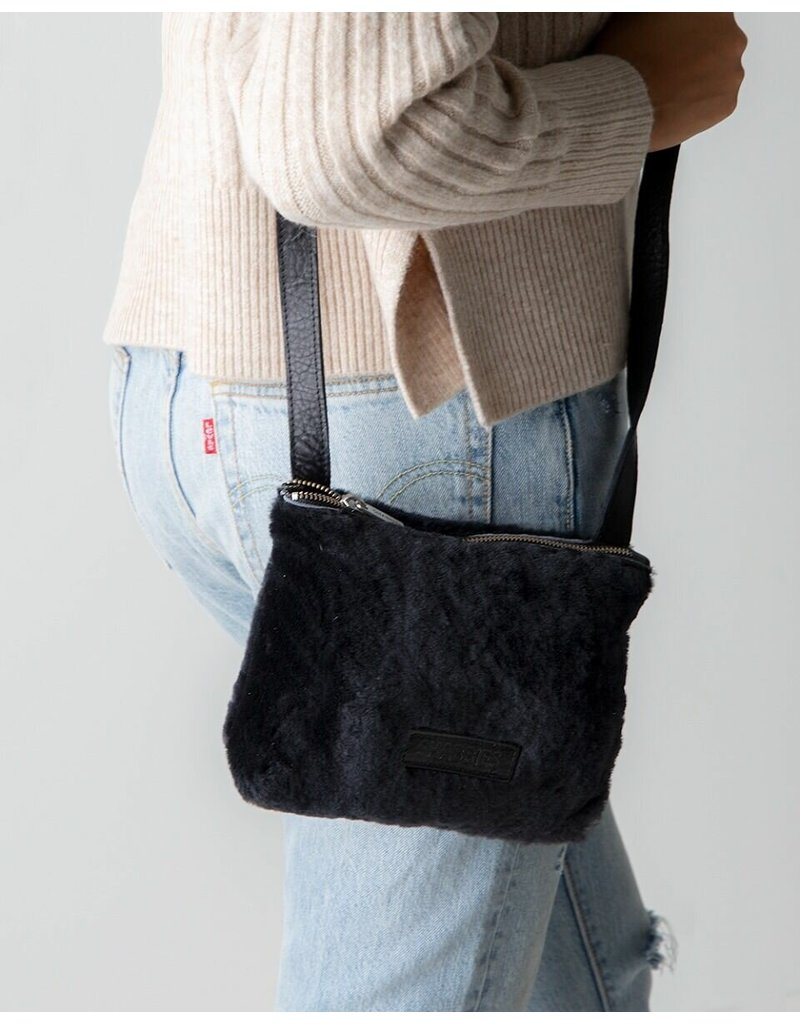Shabbies Crossbody bag SHB0316 Black