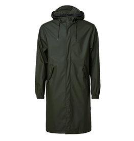Rains Fishtail Parka Green