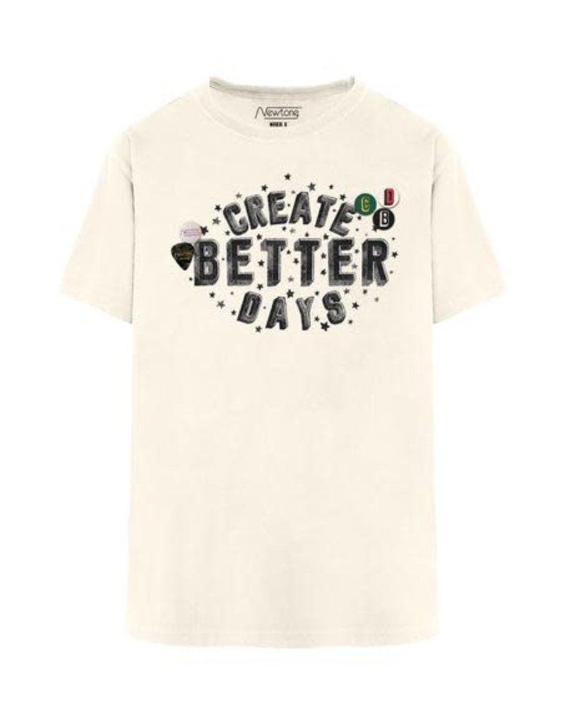 New Tone Tshirt Trucker CBD Natural