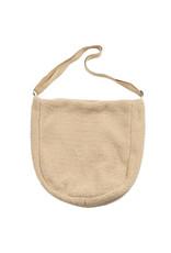 Blue Sportswear Bag Teddyfleece Ecru