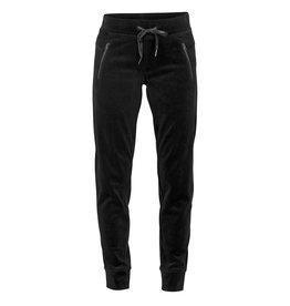 Blue Sportswear Pants Waterloo velvet Black