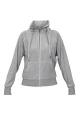 Blue Sportswear Jacket Konstanz velvet Grey m.