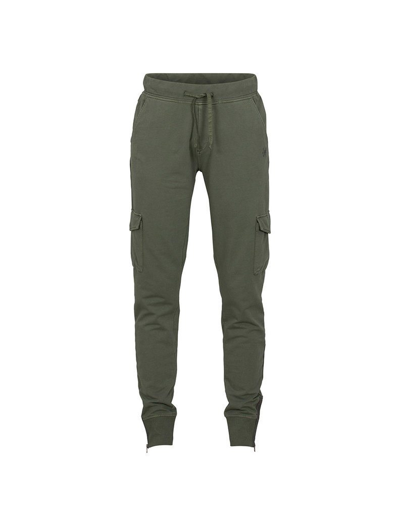 Blue Sportswear Pants New York D.olive