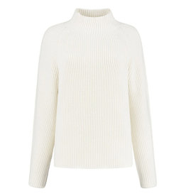 Circle of Trust Pull Nila knit A.white