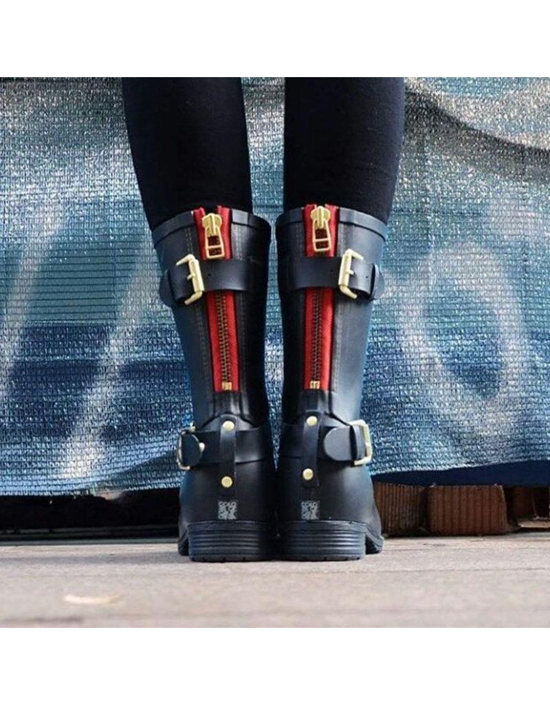 Colors of California CoC Boot rubber Camperos Bla