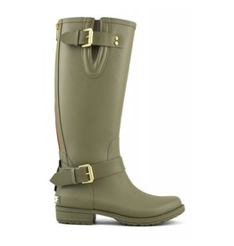 Colors of California Boot high rubber Camperos Mil