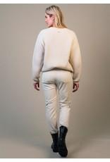 Circle of Trust Pantalon  Amber rib A.white