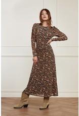 Fabienne Chapot Dress Bella Black/l.pink