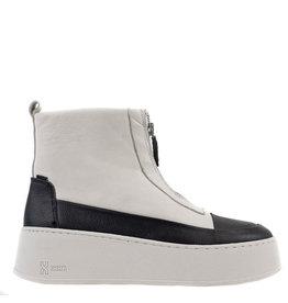 Bronx Boot Bumpp-in Bl/o.wh