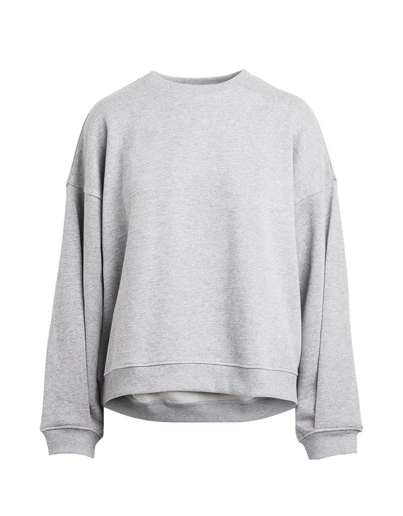 Rabens Saloner Sweatshirt Tea Grey mel.