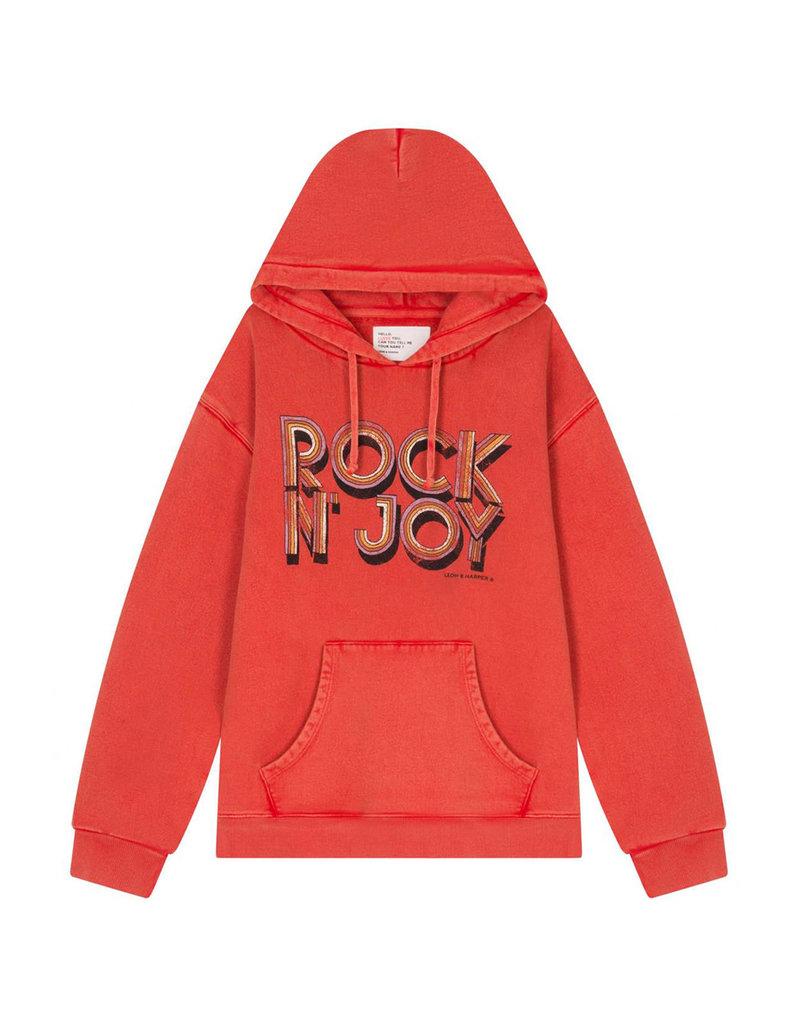 Leon & Harper Sweater Seqoia JC55 Joy Rust