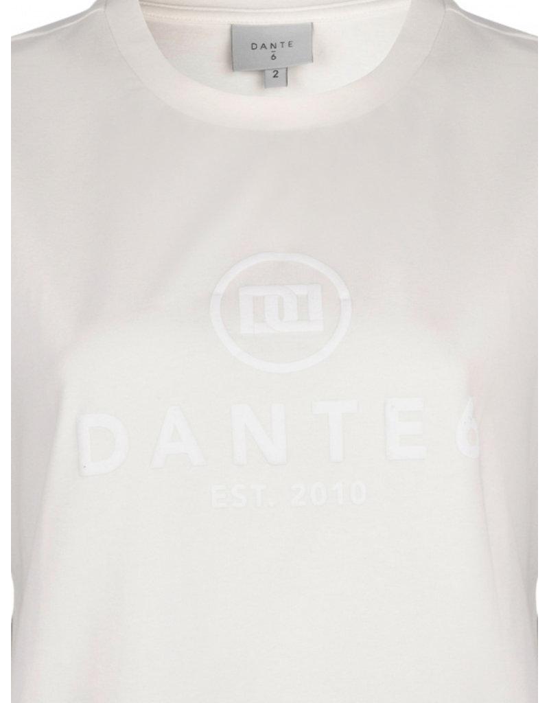 Dante 6 T-shirt Bold Milk white
