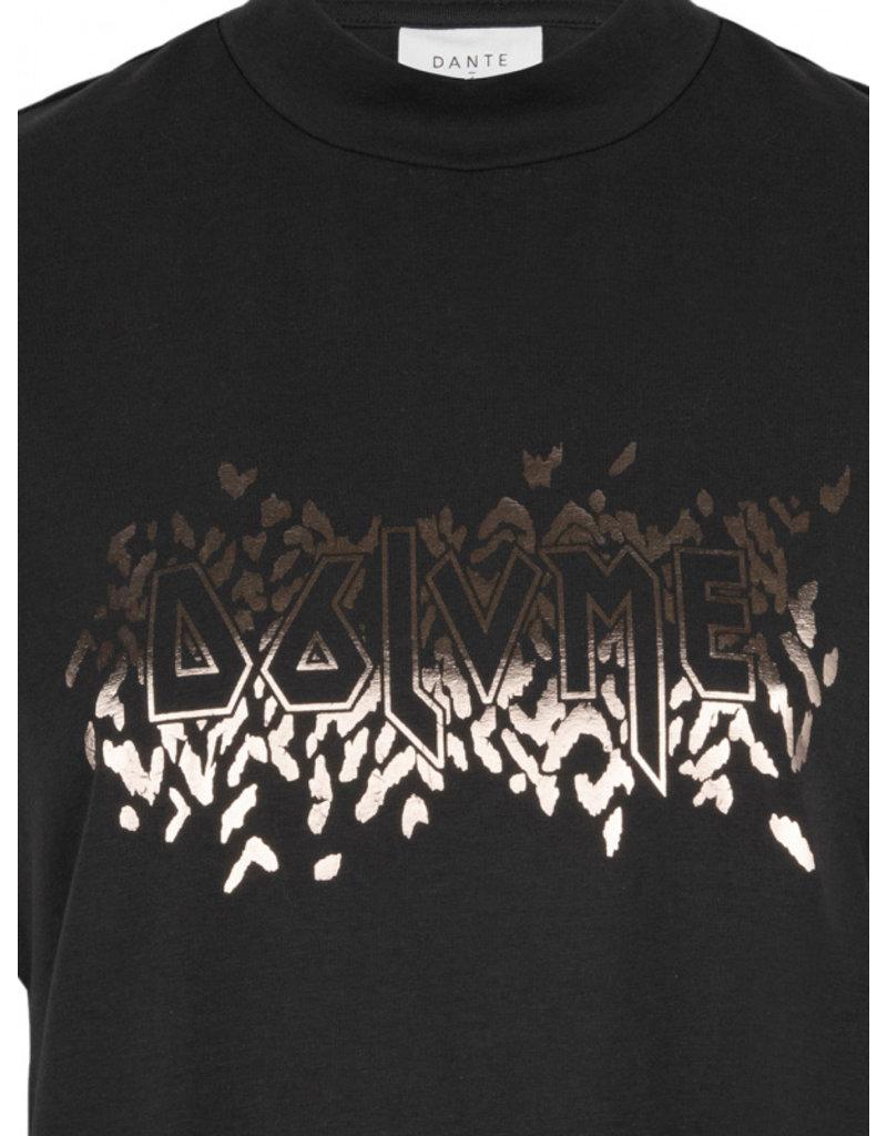 Dante 6 T-shirt Rocky Washed black