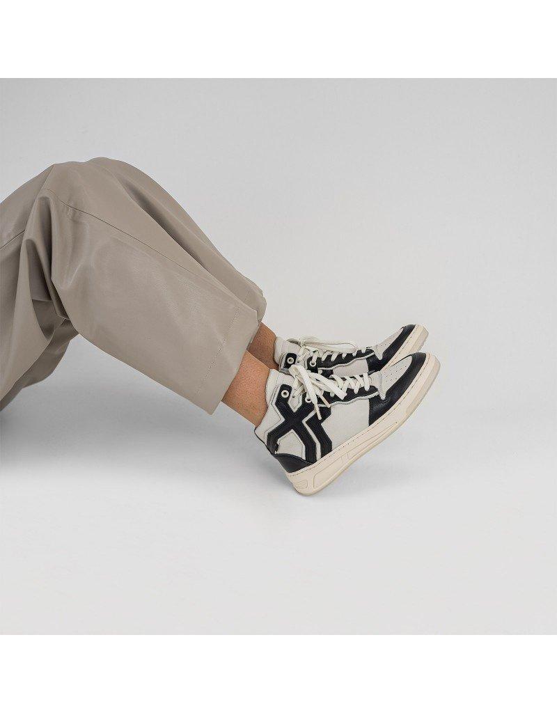 Bronx Sneaker Old-cosmo Bl/o.w