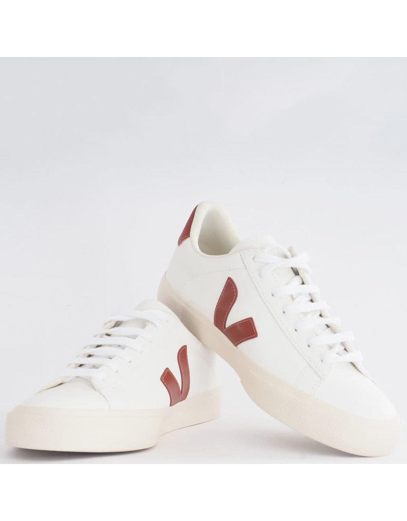 Veja Sneaker Campo White/Rouille