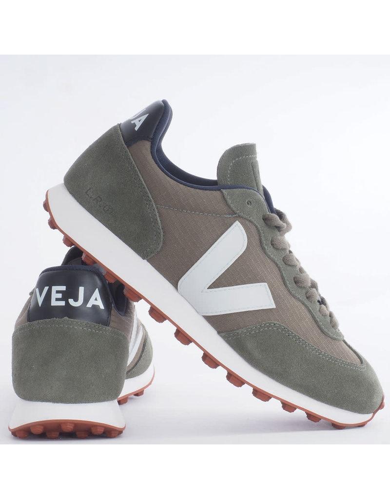 Veja Sneaker Rio Branco Kaki/Pearl