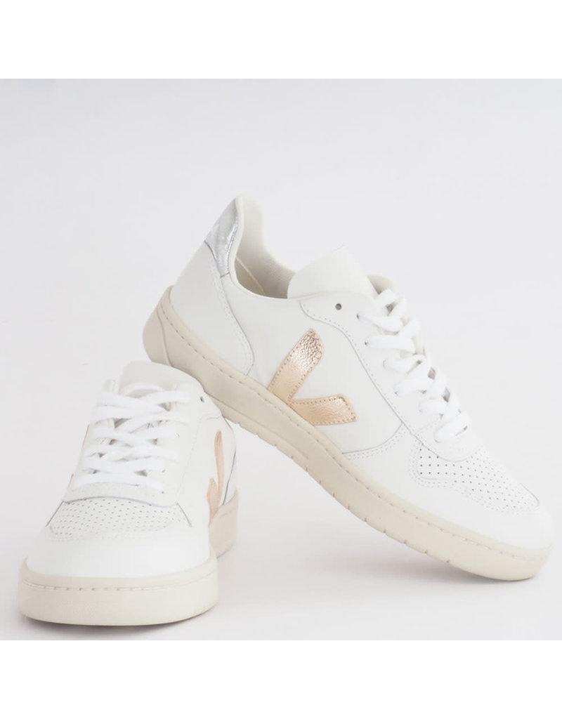 Veja Sneaker V10 White/Silver