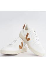 Veja Sneaker V10 White/Camel