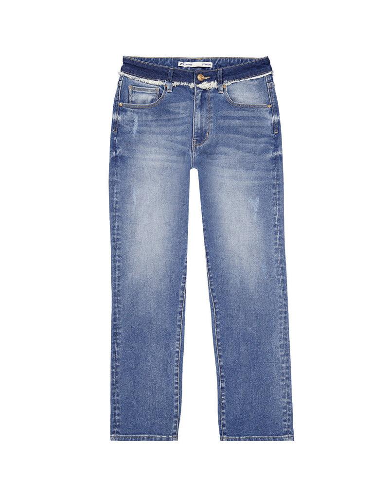 Raizzed Jeans Dawn Mid blue stone