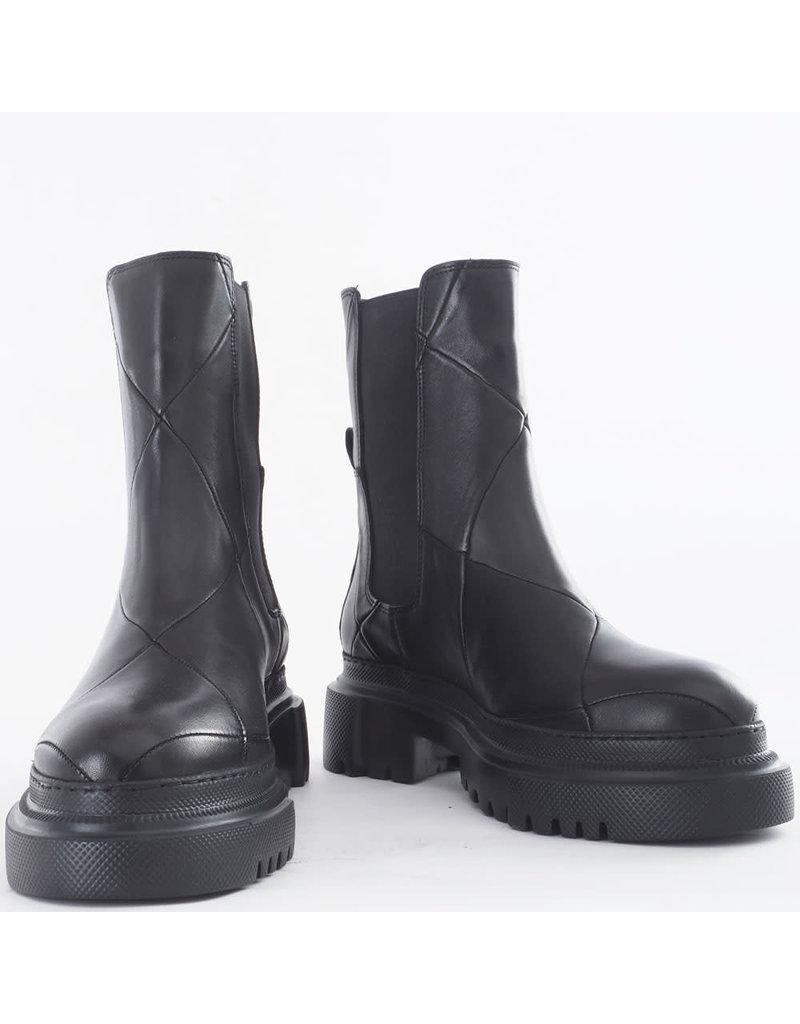Shabbies Boot Chelsea SHS1019 Black