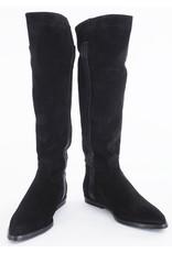 Fred de la Bretoniere FRS1094 Boot suede Black