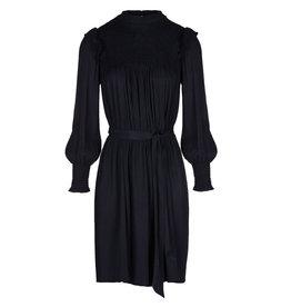 By-Bar Dress Marcia twill j.Black