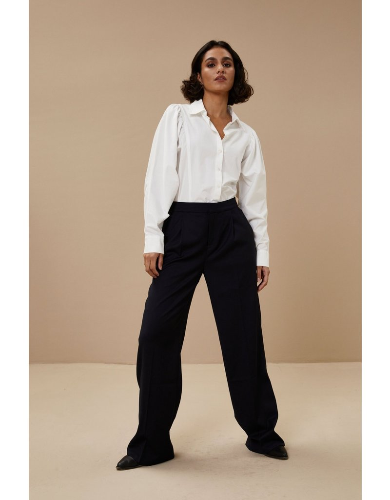 By-Bar Blouse Mick Off white