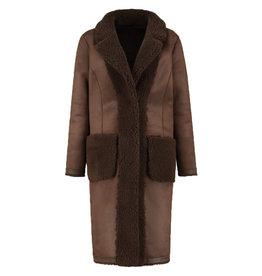 Goosecraft Coat Midnight d.Pewter