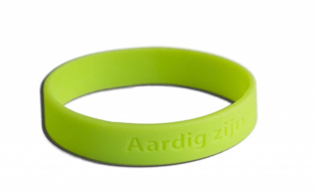 Eline Snel Armband 'Aardig zijn is leuk' - voor pubers en volwassenen
