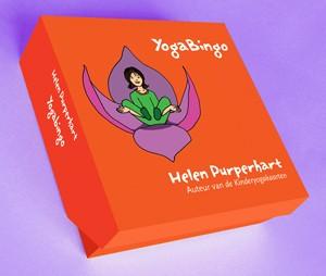 Helen Purperhart YogaBingo van  Helen Purperhart