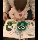 Plush toy frog
