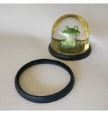 Eline Snel Silikonschutzring für Frosch-Schneekugel