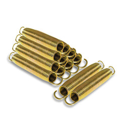 12 Stk Trampolin Federn 15,5cm (155mm)