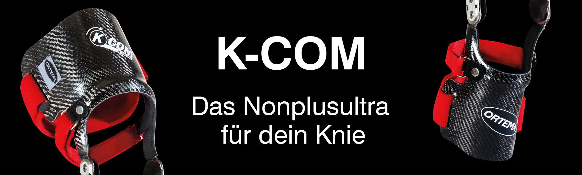 K-COM Knieorthese